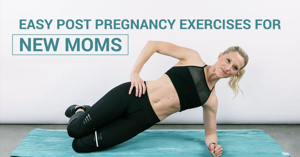 Perfect Pregnancy Exercise For Moms