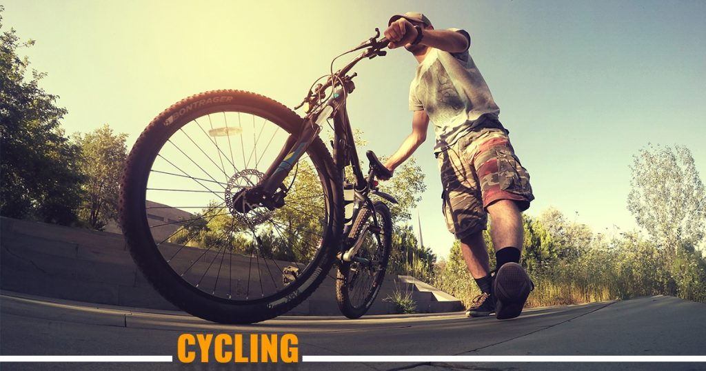 The Benefits of Cycling for Weight Lose