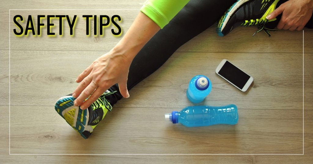 General Safety Tips for Getting Started With Exercise
