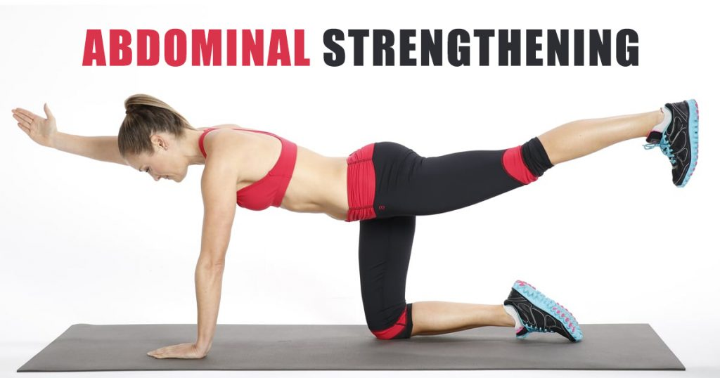 abdominal strengthening exercise