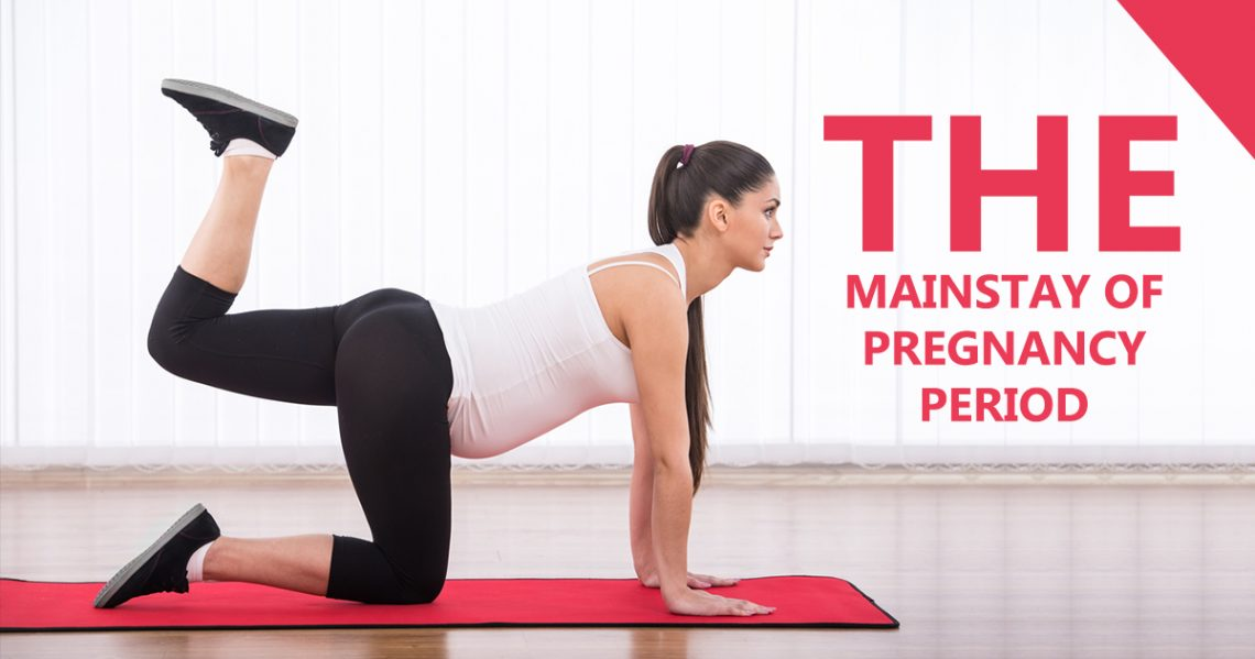 pregnancy yoga - mainstay pregnancy period