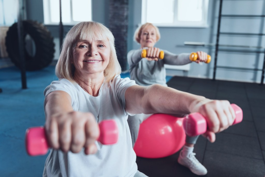 Fitness tips for elders