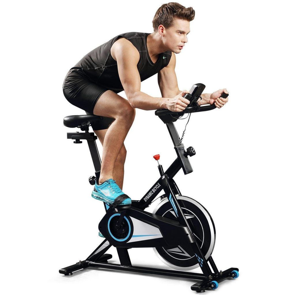 Cardio Machines Workout Session